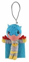 "DC Comics 2.5"" Batgirl String Doll Keychain Voodoo Phone Charm Figure NIB"