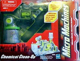 Micro Machines Basic Playset: Chemical Clean-Up     Hasbro  Micro Machine   image 1