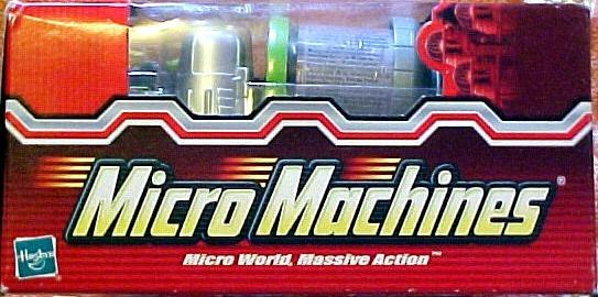 Micro Machines Basic Playset: Chemical Clean-Up     Hasbro  Micro Machine   image 4
