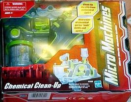 Micro Machines Basic Playset: Chemical Clean-Up     Hasbro  Micro Machine   image 5