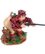Bootys Hot On The Trail Hunter Figurine - $17.95
