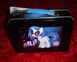My Little Pony Brony Tin Box MLP DJ Pon 3 image 2