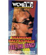 WCW/NWO Superstar Series DIAMOND DALLAS PAGE VHS - $3.95