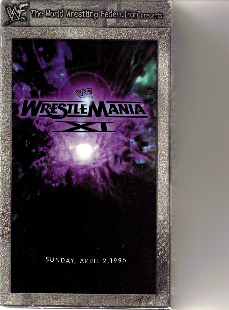 Wrestle mania xi