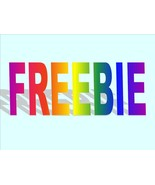 Free with purchase of any item - $0.00