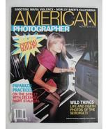 Magazine American Photographer May 1988 Mafia Paparazzi - $9.99