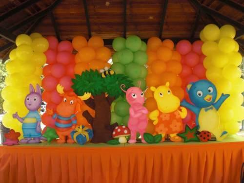 Backyardigans 3 feet  Birthday party Centerpiece. Photo Props One Character