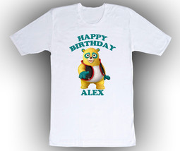 Personalized Special Agent Oso Birthday T-Shirt Gift #2 - $14.99