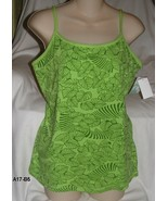 A17 b5  green tank top thumbtall