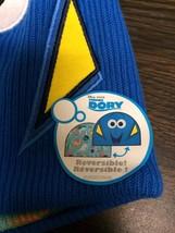 Disney Store Finding Dory Reversible Kids Hat PIXAR Unisex sz M L 7 - 10 image 2