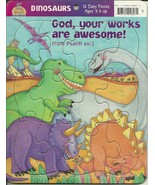 Jigsaw Puzzle God Your Works Are Awesome Psalm ... - $2.99