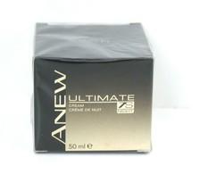 Avon Anew Ultimate 7S Night Cream Full Size 50g 1.7oz Broad Spectrum Sealed - $32.99