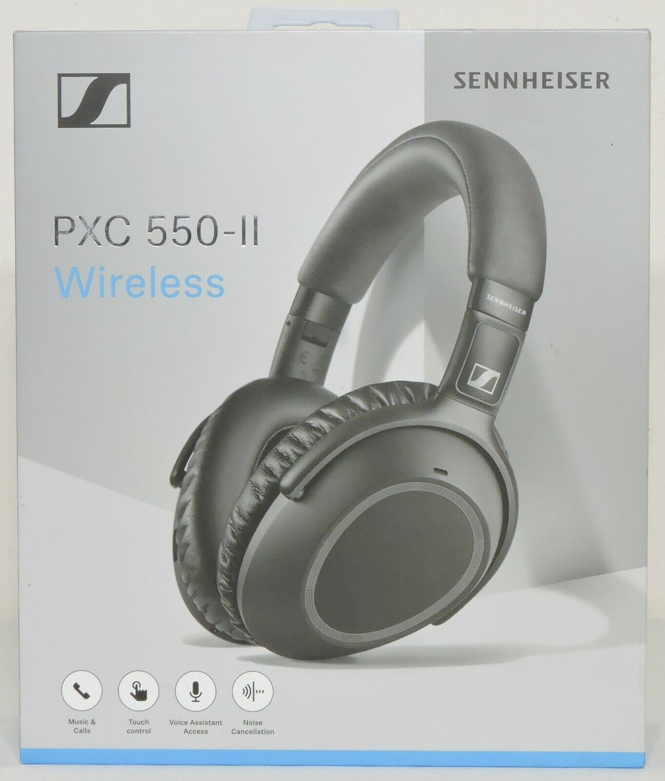 Primary image for Sennheiser PXC 550 II 2 Travel Wireless Bluetooth Headphones Noise Cancellation
