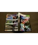 Child Of Eden SLIP COVER ART (XBOX 360)  - $3.95