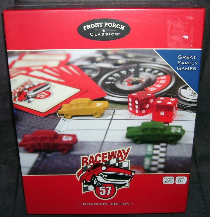 Raceway 57 discovery edition game new