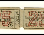 2 coney island wax tickets thumb155 crop
