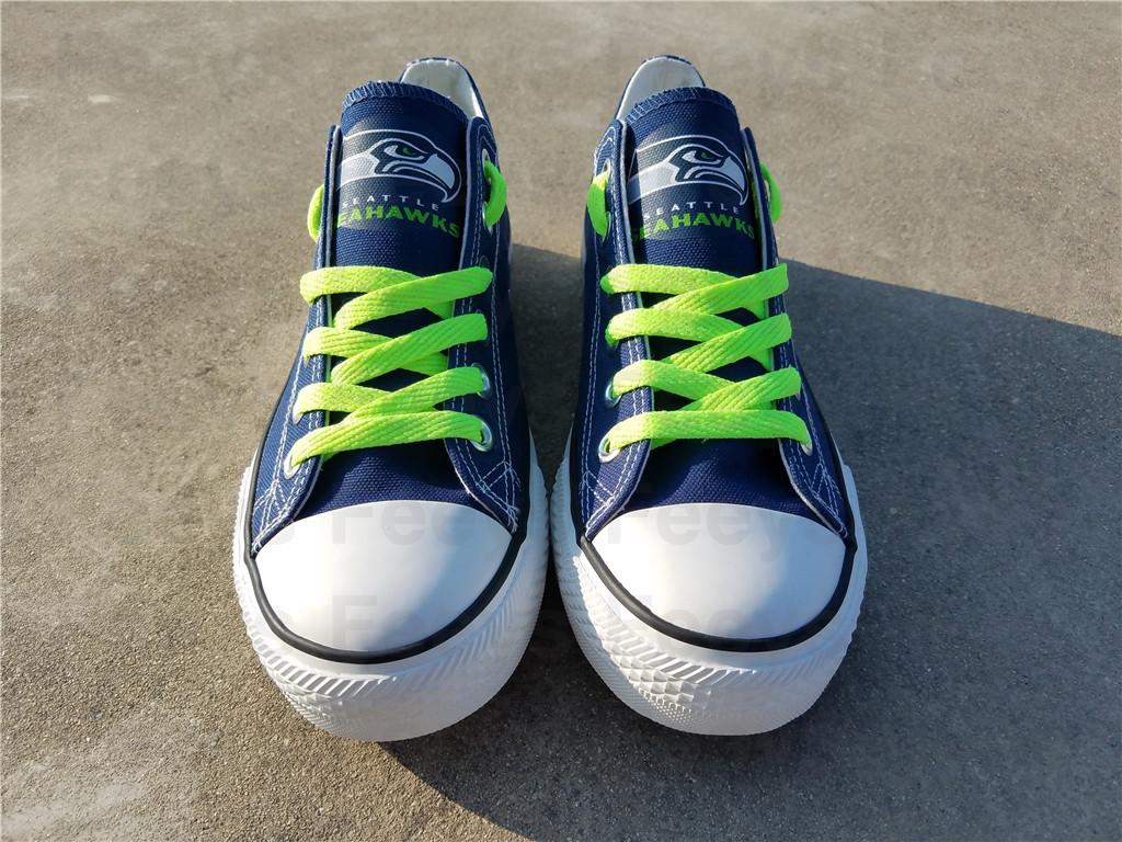 725d48280840 seahawks shoes women seahawks sneakers mens fashion seattle football fans  custom