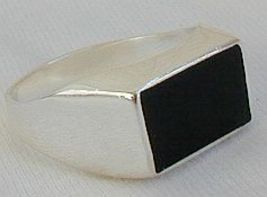 Oynx man ring e 1 thumb200