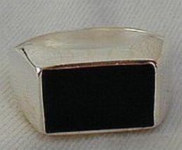 Oynx man ring e 2 thumb200