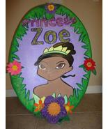 Princess and the Frog 3 feet  Birthday Party Wo... - $64.99
