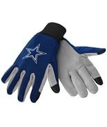 NFL Dallas Cowboys Retro Logo Color Texting Gloves - $11.95