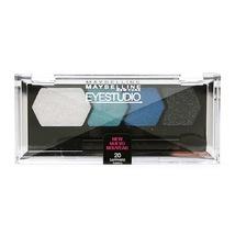 MAYBELLINE EyeStudio Color Plush Silk Eyeshadow Sapphire Siren 20 N&S  - $10.00