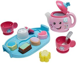 Fisher-Price Laugh & Learn Sweet Manners Tea Set - $18.53