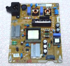LG 43LF5400 POWER SUPPLY BOARD PART# EAX66162901 (2.0), LGP43B-15CHI - $25.00