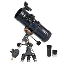 Celestron 31042 AstroMaster 114 EQ Reflector Telescope - $280.62