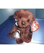 Chocolate Kiss Ty Beanie Baby 2007 - $9.99