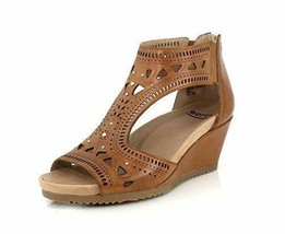 Earth Shoes Attalea Barbuda Women's Sand Brown 9.5 Medium US - $129.95