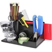 Desk Organizer Caddy Study Room Storage Organization for Start-Up Employ... - $28.97