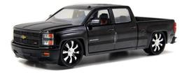 Jada 2014 Chevy Silverado Custom-Wheel M8 Vehicle - $32.99