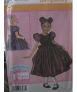Sewing Pattern 4901 Girl's Fancy Dress sizes 3-6 - $5.00