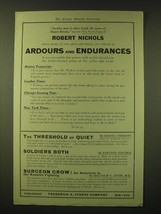 1918 Frederick A. Stokes Company Ad - Another poet to place beside the name of - $14.99