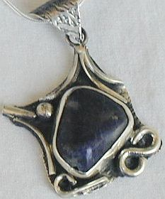 Primary image for Lapis pendant PHL