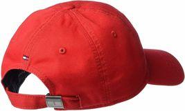 Tommy Hilfiger Men's Tommy Hat Embroidered Branding Logo Baseball Cap 6950130 image 9