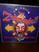 """ZOBMONDO 1998 That Crazy """"Would You Rather"""" GAME - $28.04"""