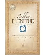 Biblia Plenitud Biblia Plenitud [Bonded Leather] RVR 1960- Reina Valera ... - $36.19