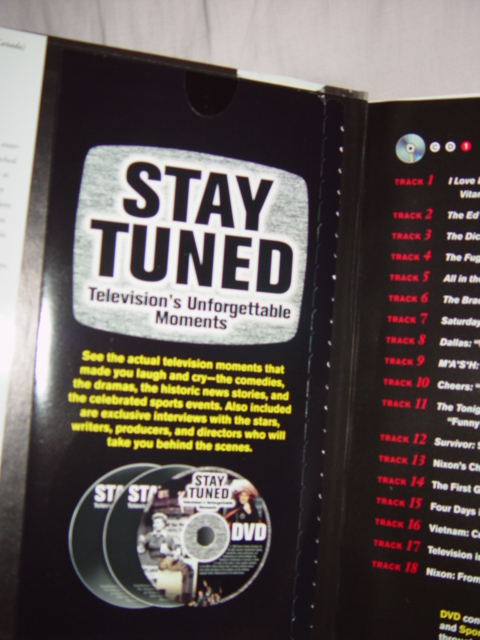 Stay Tuned: Television's Unforgettable Moments by Joe Garner and LC Collection