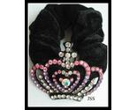 Jss pink purple clear crown scrunchie thumb155 crop