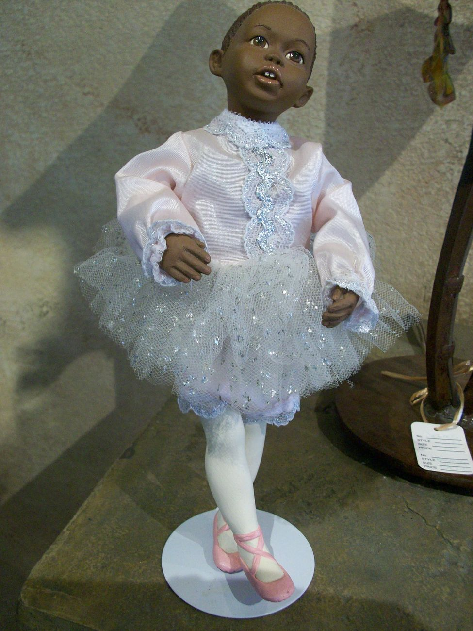 All God's Children - Anika Ballet - Item #2600, New w/COA