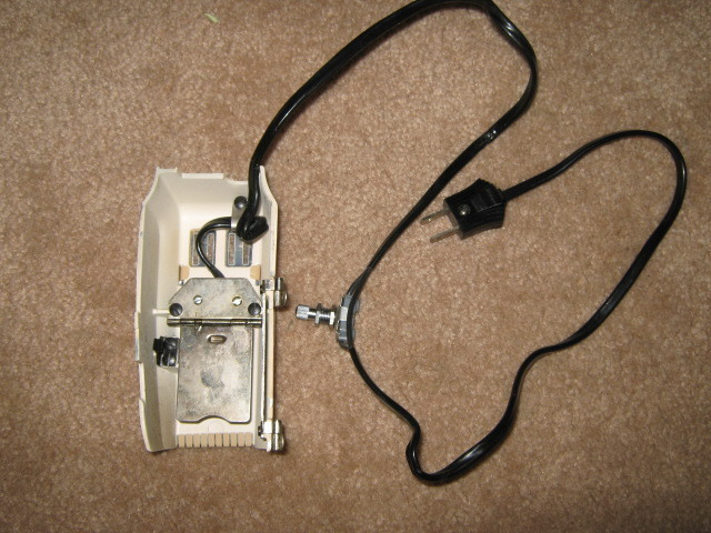 Dressmaker J-A13 Sewing Machine Light Assembly/Door