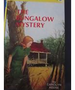 Nancy Drew The Bungalow Mystery by Carolyn Keene - $8.95
