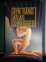 Atlas Shrugged by Ayn Rand-'99 SB-Free S/H - $11.95