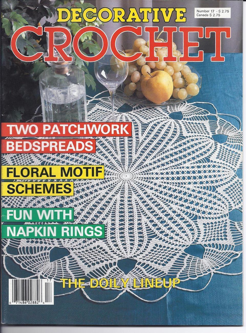 Crochet pattern 438
