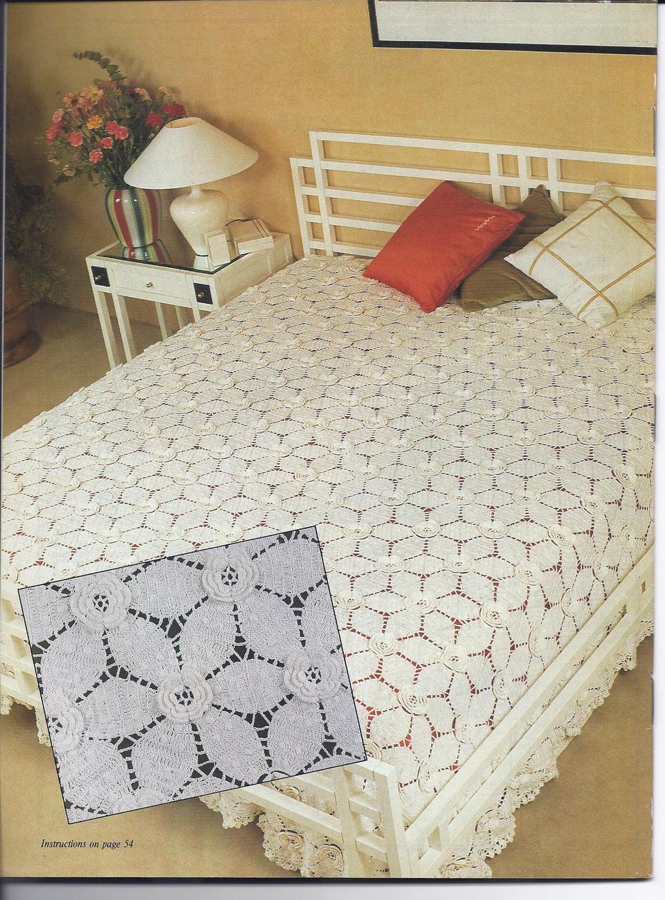 Decorative Crochet Pattern Magazine #17~~32 Patterns