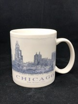 CHICAGO Architecture 2008 Starbucks Collector Series Coffee Cup Mug 18oz - $19.75