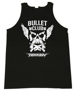 Bullet Club Kenny Omega Tekken New Japan Pro-Wrestling Men's Tank Tops - $20.78+