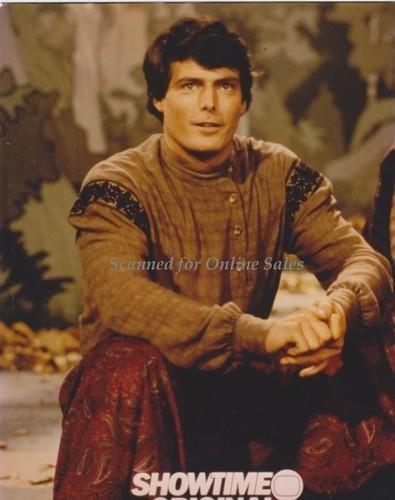 Christopher Reeve Showtime 8x10 Photo